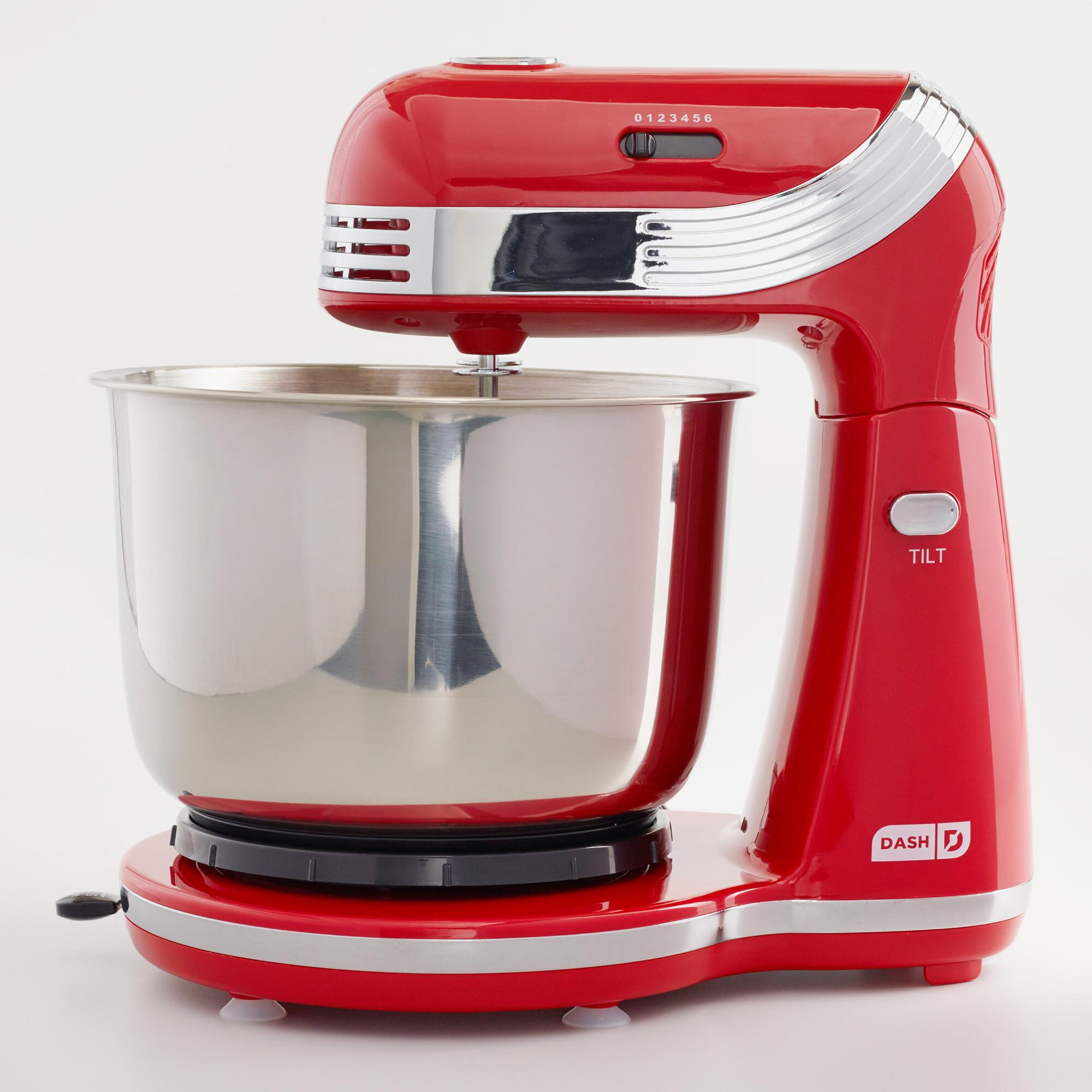 Electric Mixers On Sale ~ Red dash go everyday electric mixer world market