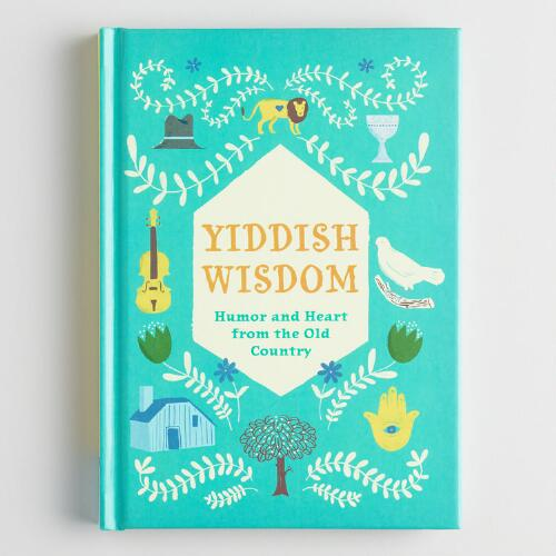 Yiddish Wisdom  Book