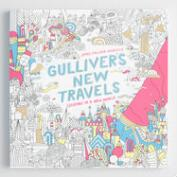 Gulliver's New Travels Coloring Book