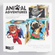 Animal Adventures Pet Photo Booth Book