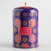 Winter Blackcurrant Global Gatherings Candle Tin