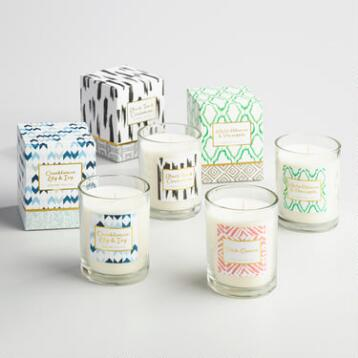 Gemma Boxed Jar Candle Collection