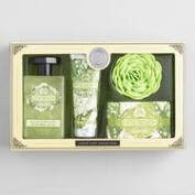 AAA Lily of the Valley 4 Piece Bath Gift Set