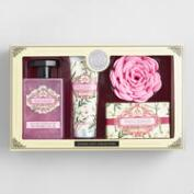 AAA White Jasmine 4 Piece Bath Gift Set