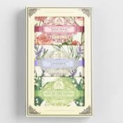 AAA Floral Bar Soaps Set of 3
