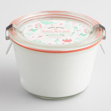 Winter Garden Lily and Gardenia Body Butter