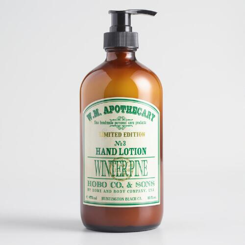Apothecary Winter Pine Hand Lotion