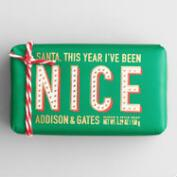A&G Nice Sugar and Spice Bar Soap Set of 2