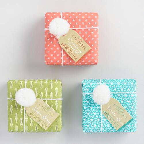 Castelbel Pom Pom Bar Soap Collection