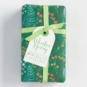 Castelbel Floral Winter Berry Bar Soap