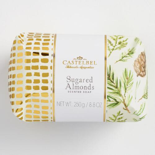 Castelbel Sugared Almonds Bar Soap