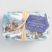 Castelbel Vintage Christmas  Poinsettia Bar Soap