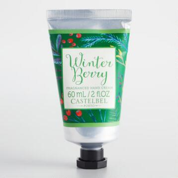Castelbel Floral Winter Berry Hand Cream 2 Pack