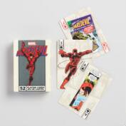 Marvel Comics Dare Devil Playing Cards