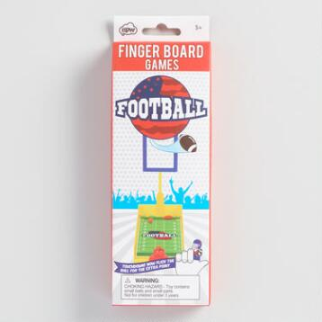 Portable Fingerboard American Football Game
