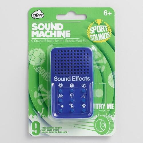 Sports Crowd Sound Effects Machine