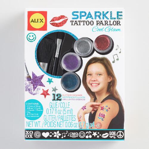 Spa Sparkle Tattoo Parlor