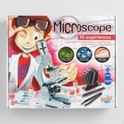 30 Exposure Large Blue Microscope Set