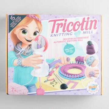 Knitting Mill Set