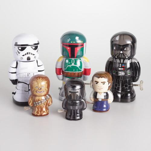 Star Wars Windup Robot Toy Collection