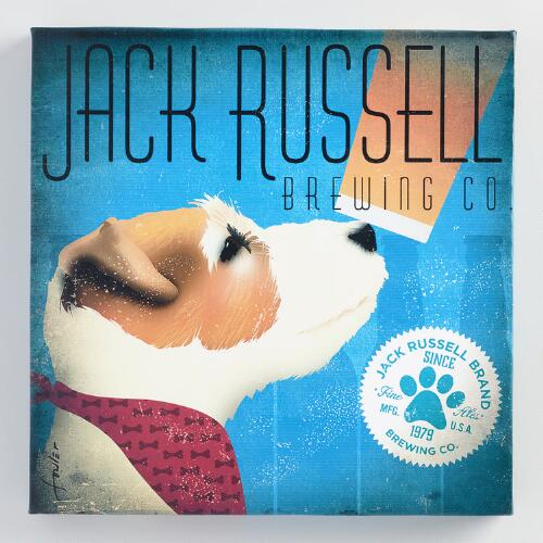 Jack Russell Brewing Co by Stephen Fowler