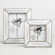 Beveled Lauren Mirror Frame