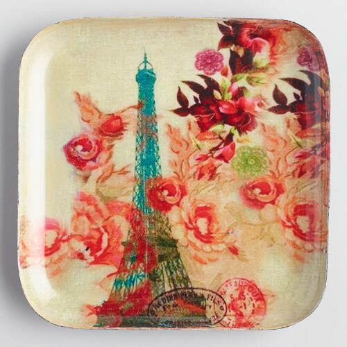 Eiffel Tower Trinket Dish