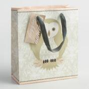 Small Solstice Owl Gift Bags Set of 2