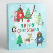 Jumbo Kids Happy Christmas Paper Gift Bag