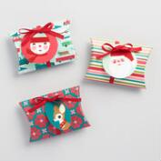 Alpine Lodge Christmas Icons Gift Pouches Set of 3