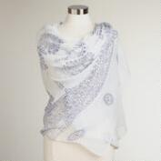 Ivory Prayer Shawl