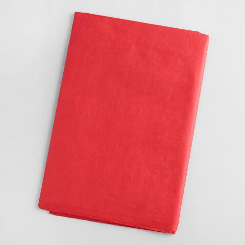 Red Tissue Paper 2 Pack