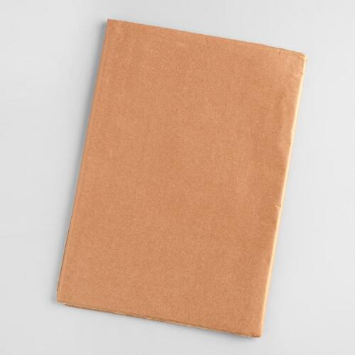 Metallic Copper Tissue Paper 2 Pack