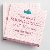 Downton Abbey Beverage Napkins 20 Count