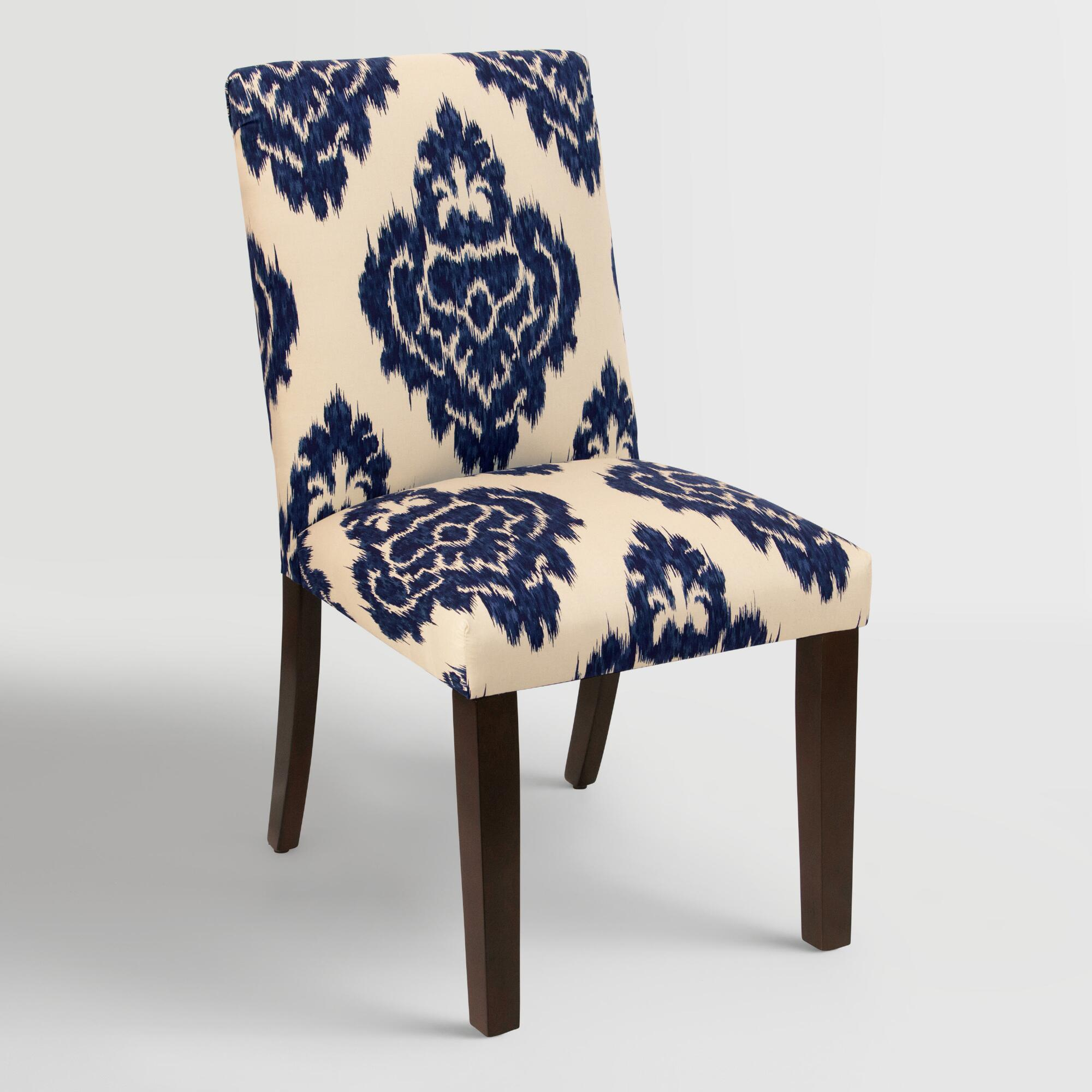 Upholstered Dining Room Chair: Blue Diamond Kerri Upholstered Dining Chair