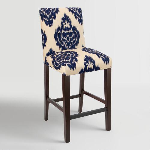 Blue Diamond Kerri Upholstered Barstool