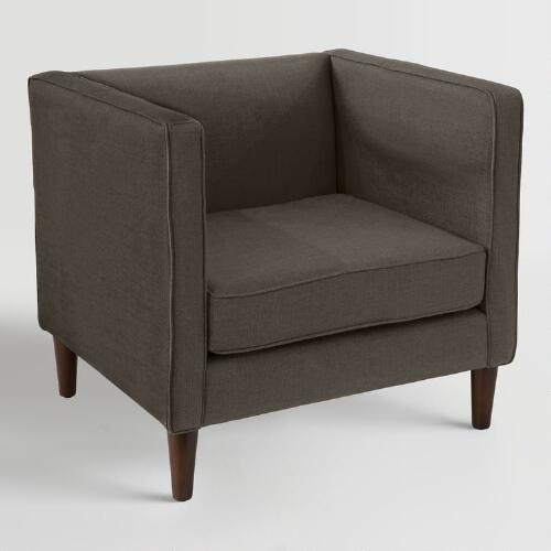 Textured Anwen Upholstered Chair