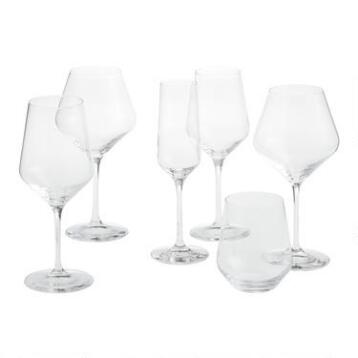 Vintner Glassware Collection