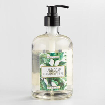 Pacific Palms Citrus Breeze Hand Soap