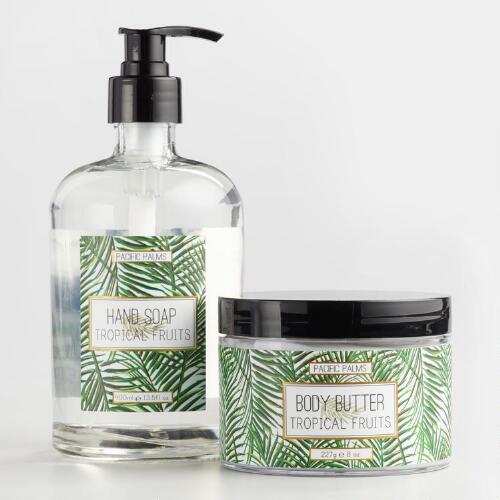 Pacific Palms Tropical Fruits Hand and Body Collection