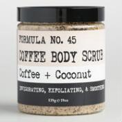 Coffee and Coconut Body Scrub