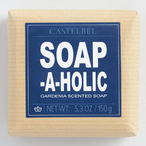 Castelbel Soap A Holic Gardenia Bar Soap
