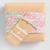 A&G Paisley Vanilla and Cardamom Bar Soap