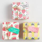 A&G Pop Art Fruit Bar Soap Collection