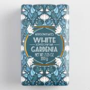 A&G Deco Floral White Gardenia Bar Soap Set of 2