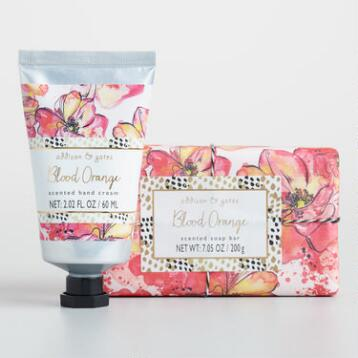 A&G Collage Blood Orange Bath and Body Collection