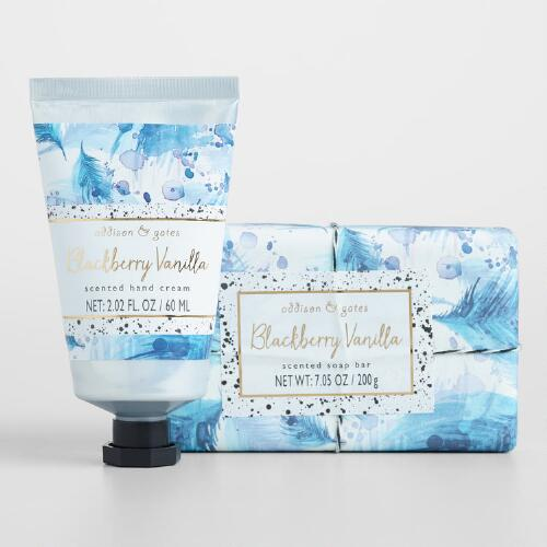 A&G Collage Blackberry Vanilla Bath and Body Collection