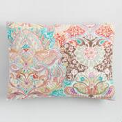 Indian Damask Gianna Pillow Shams Set of 2