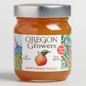 Oregon Growers Northwest Peach Jam