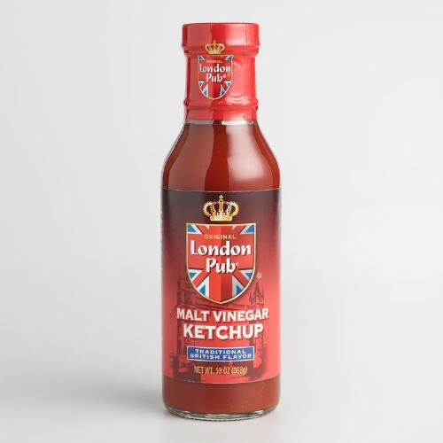 London Pub Malt Vinegar Ketchup